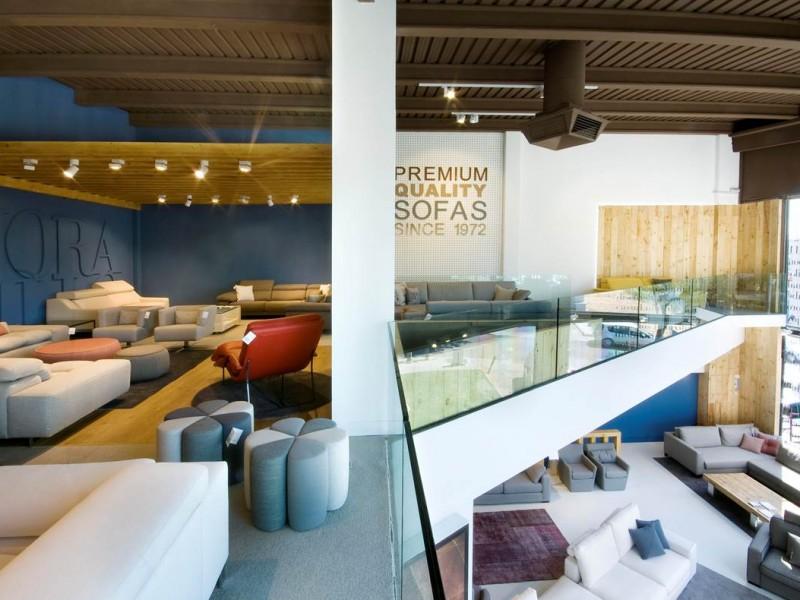Exposición tienda Moradillo Store Las Rozas (Madrid)
