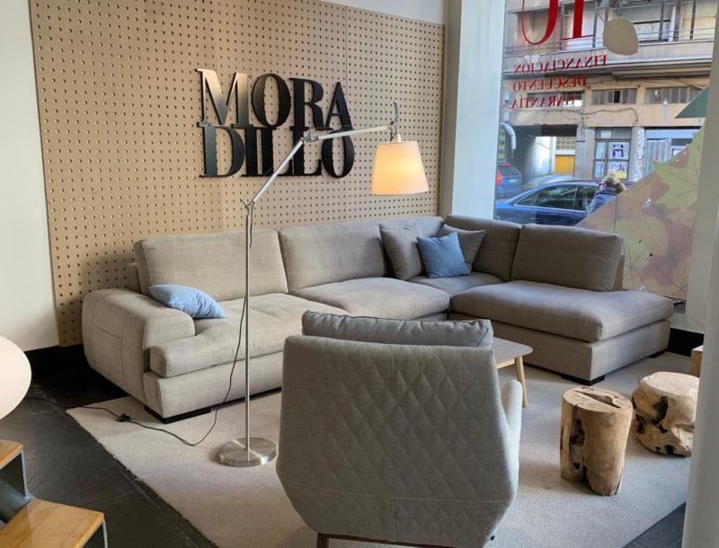 Exposición tienda Moradillo Store Zamora
