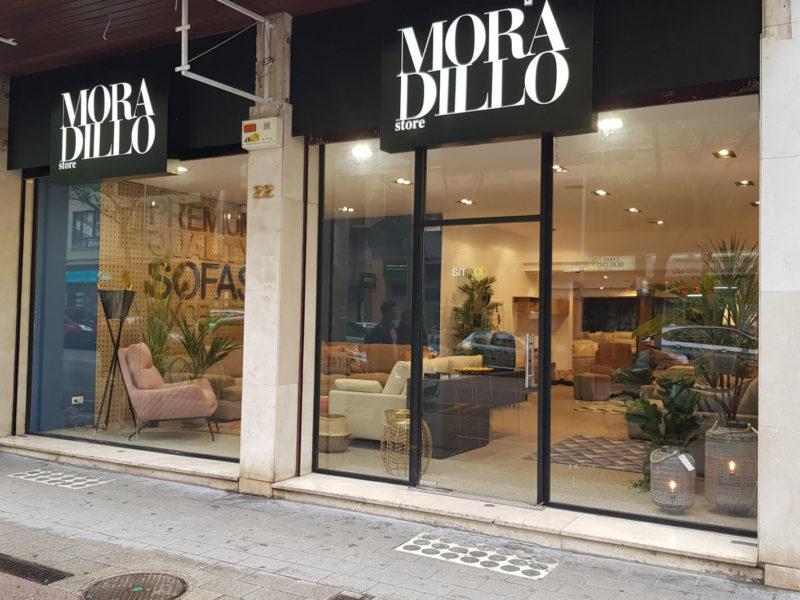 Fachada Moradillo Store Palma