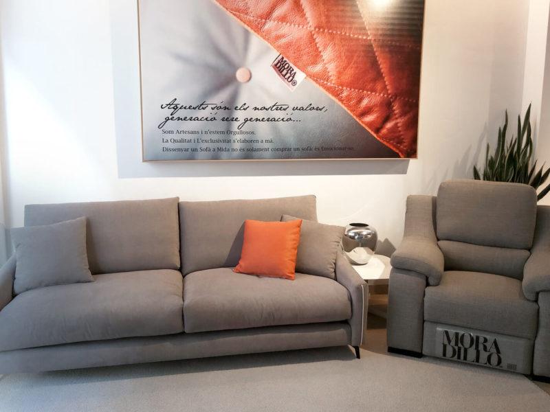 Sofá Koko - Tienda sofás en Andorra Moradillo Store