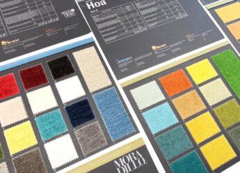 Nueva colección de tapizados 2020