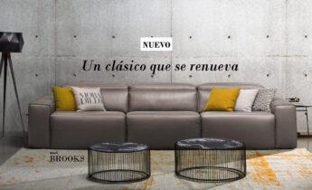 Nuevo Sofá relax Brooks