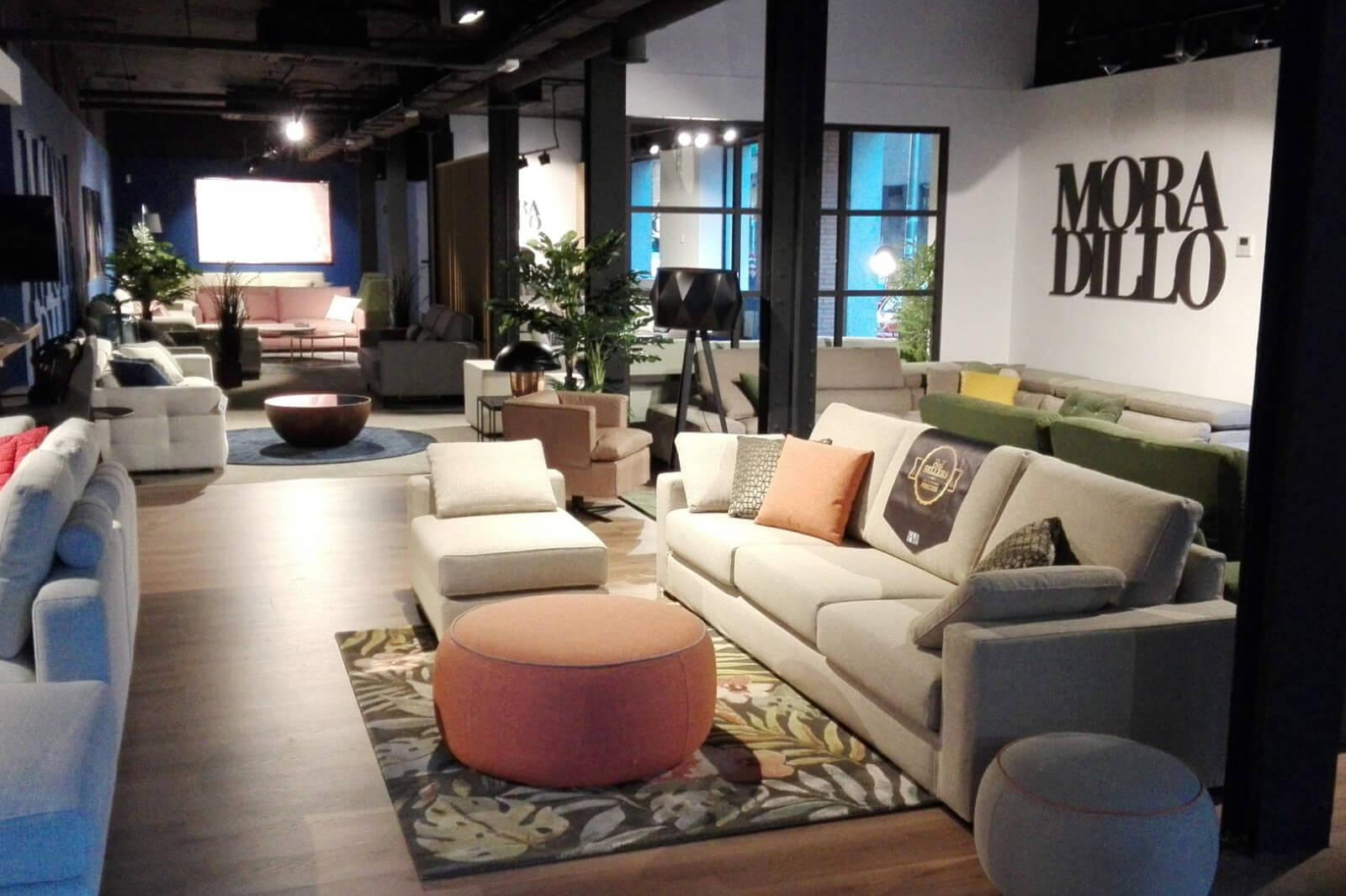 Interior exposición Bravo Murillo