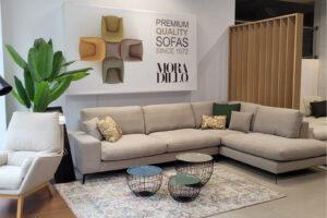 Exposición tienda Moradillo Store Las Palmas