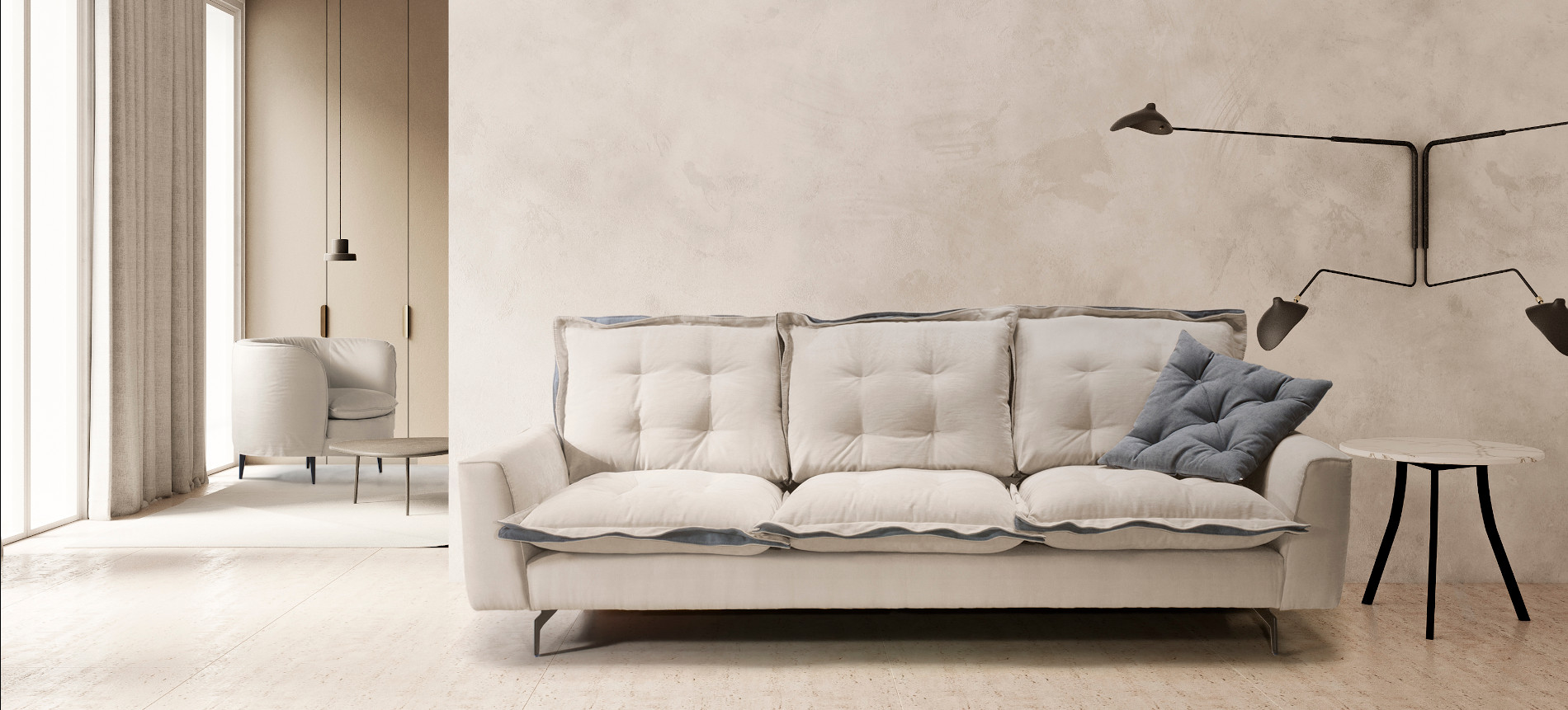 Only – We love sofas