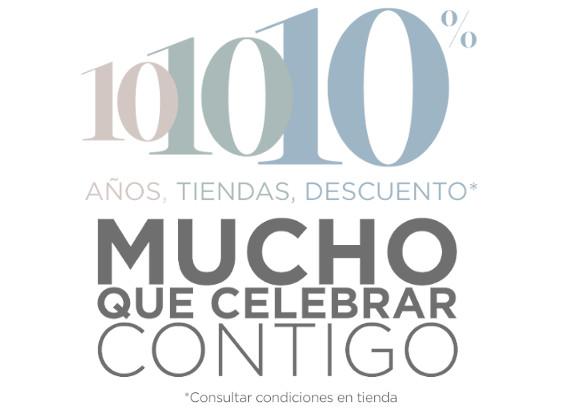 10 Aniversario Moradillo Store - Mucho que celebrar